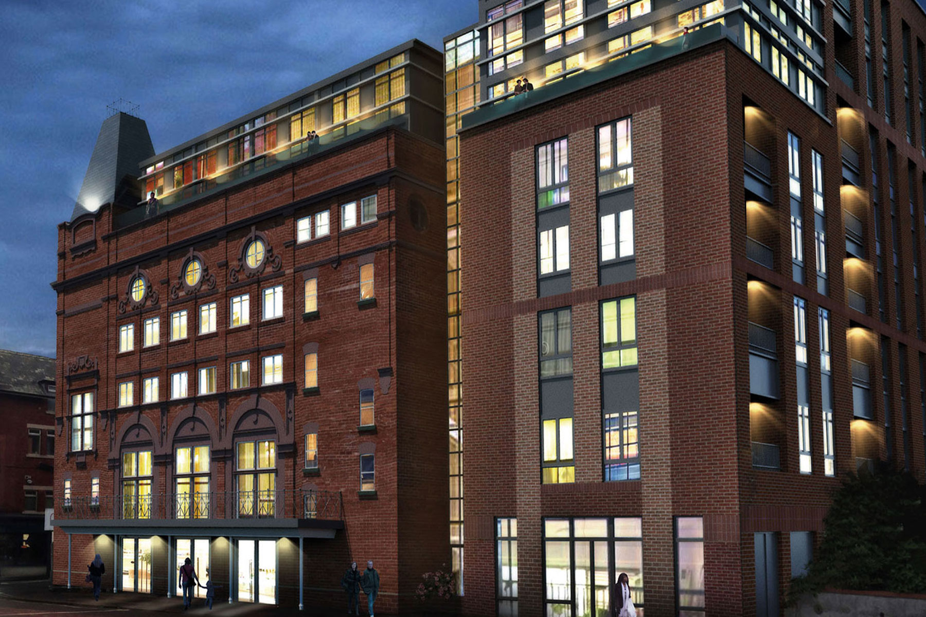 The Lyceum Property Investment Manchester