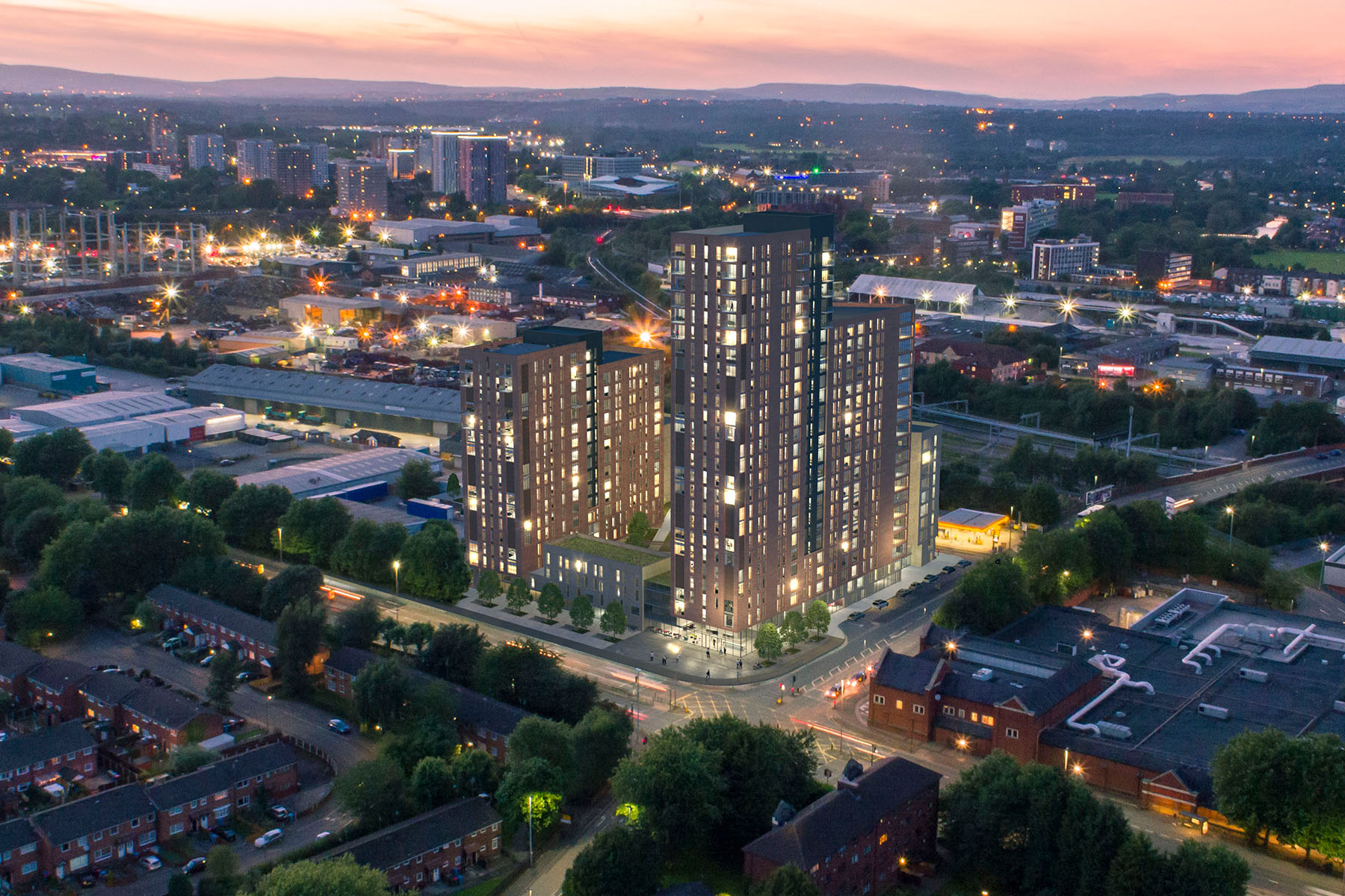 Regent Plaza Manchester Property Investment